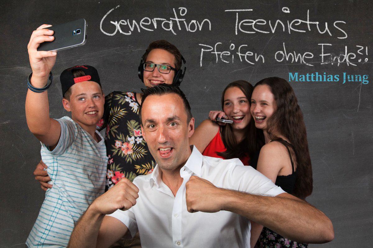 Matthias Jung – Generation Teenietus