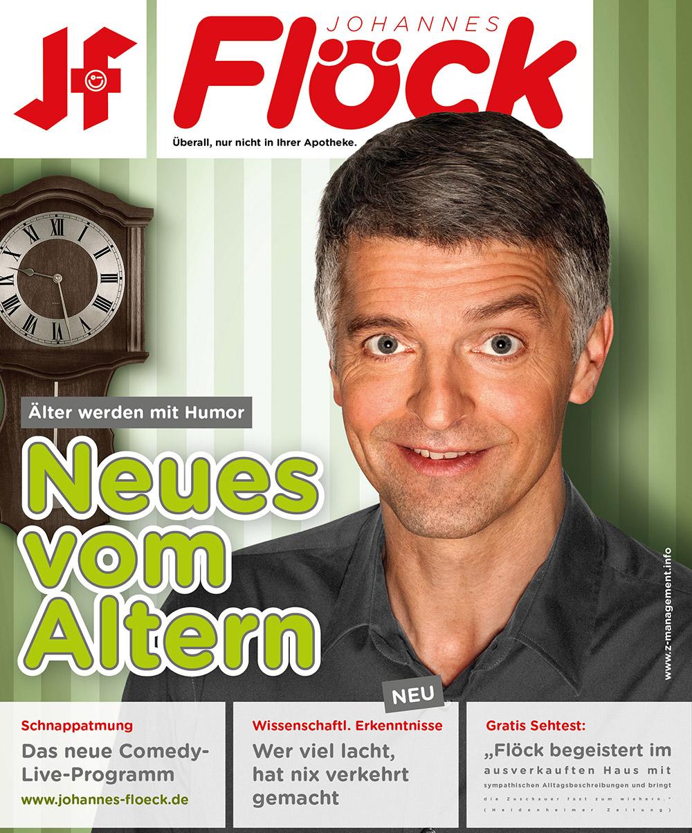 Johannes Flöck – Neues vom Altern